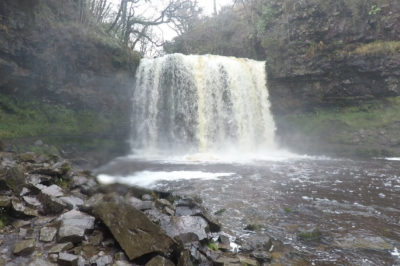 Four Waterfalls Walk in Brecon Beacons National Park