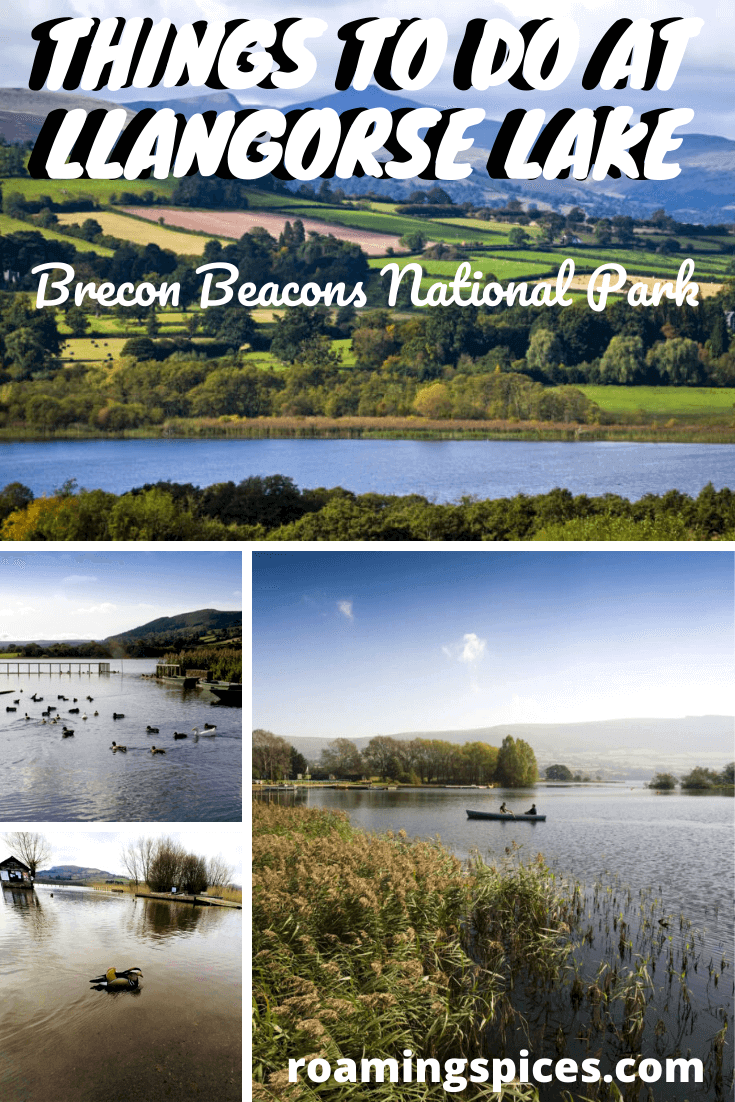 things to do at llangorse lake