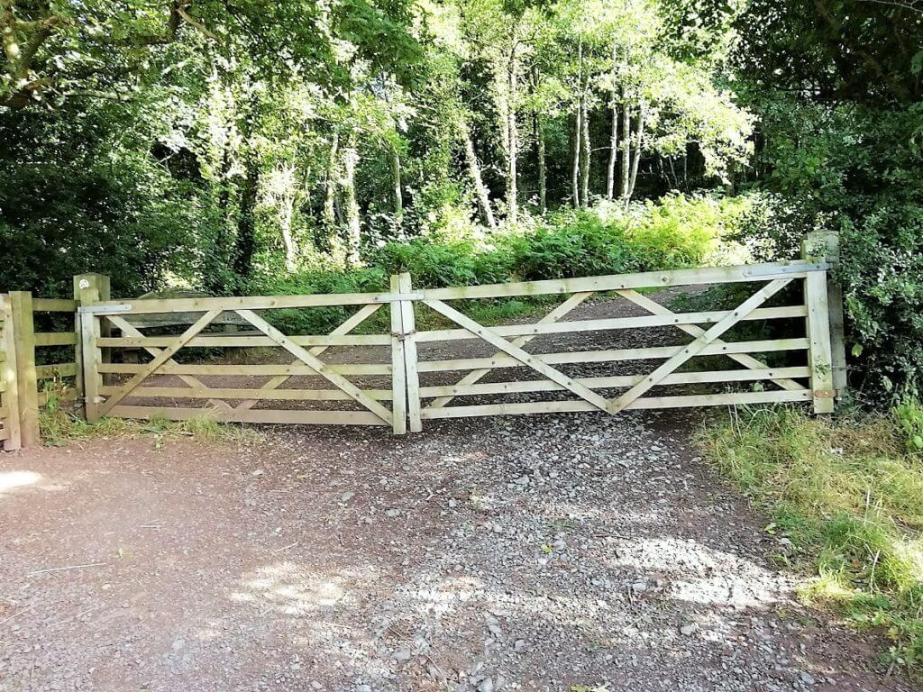 gate to caer wood