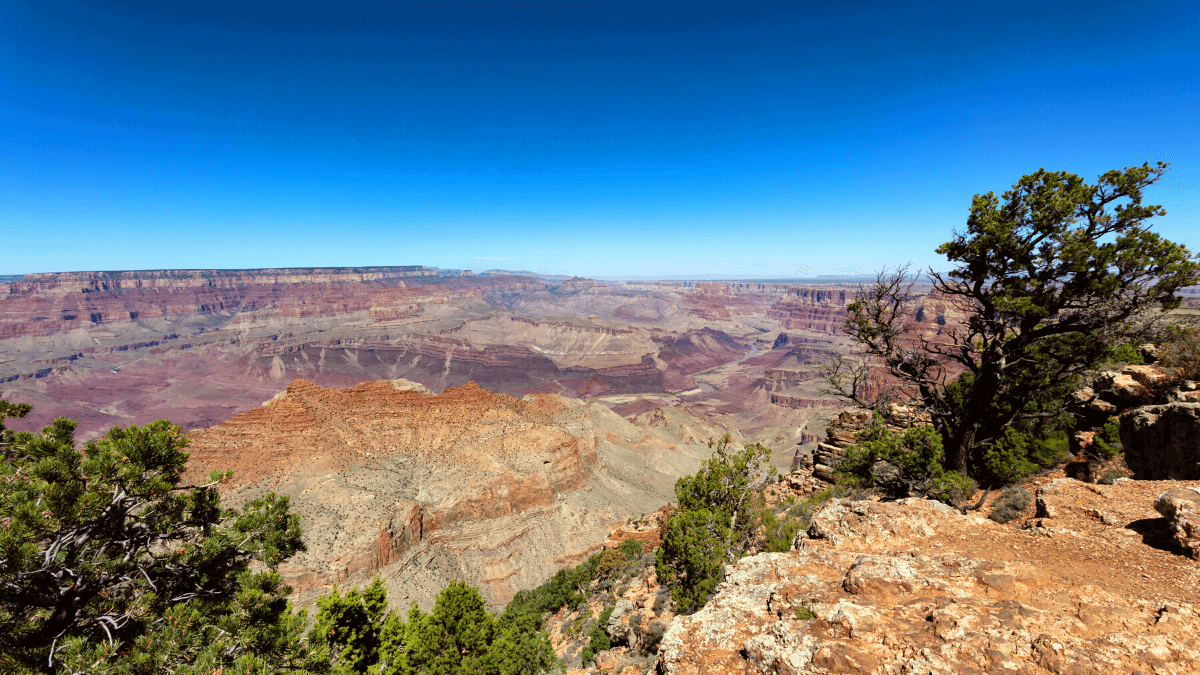 South Rim Trail, Grand Canyon National Park