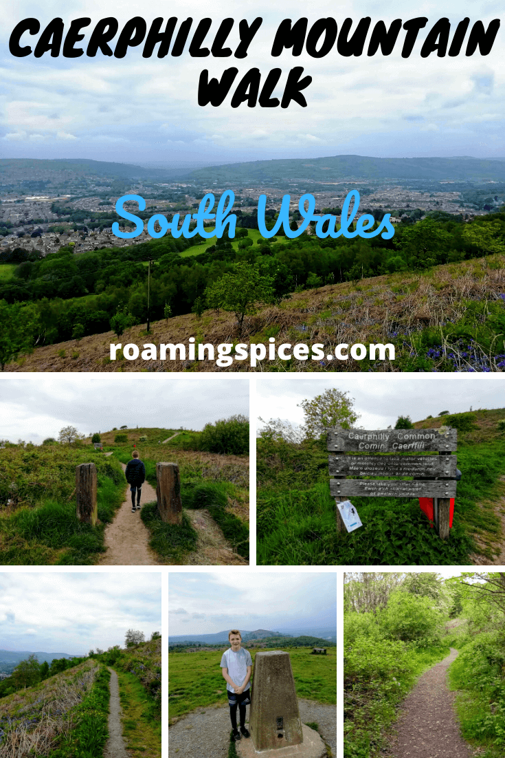 caerphilly mountain walk