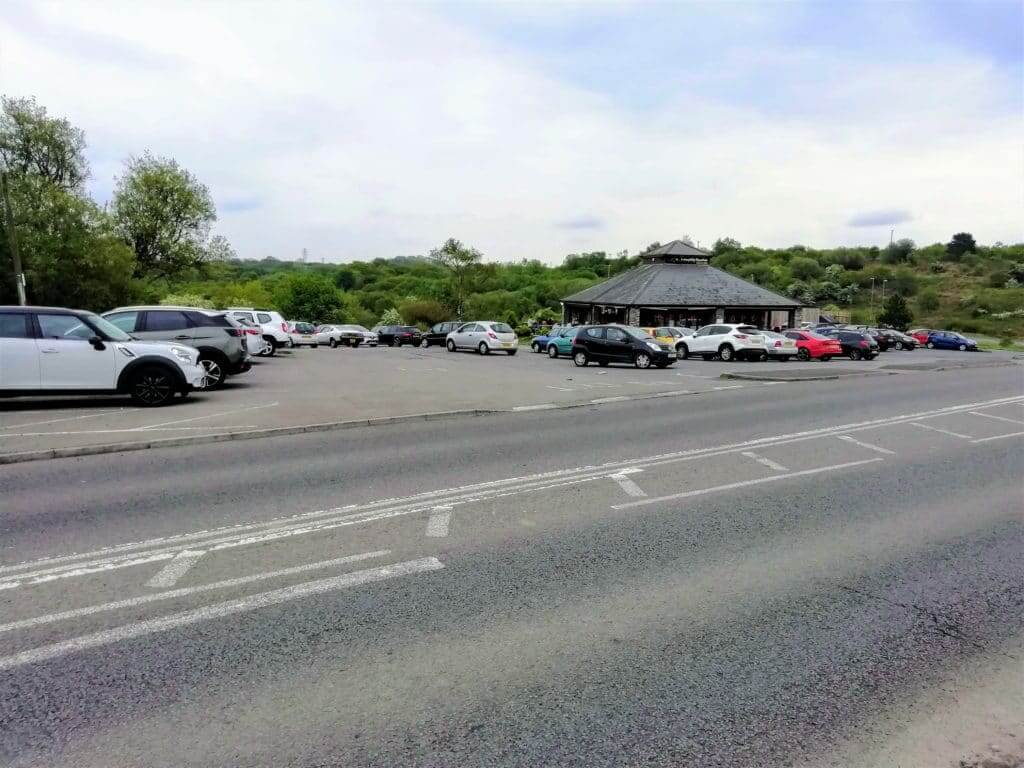 caerphilly mountain car park