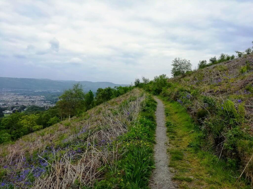 caerphilly mountain trail