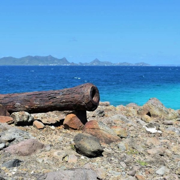 Gun Point - Carriacou's Northern Tip