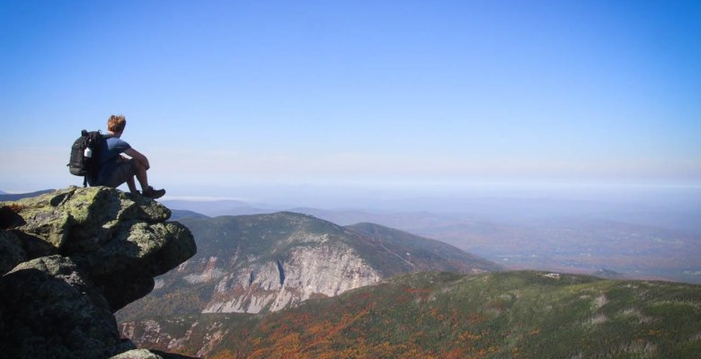 franconia ridge loop trail