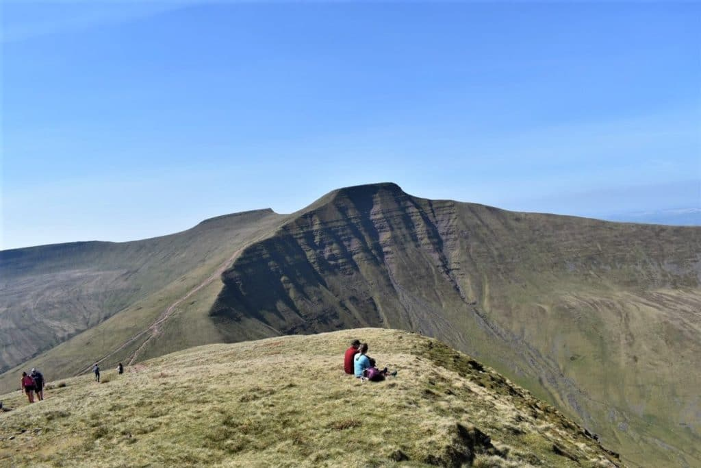 pen y fan northern slope