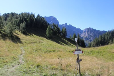 path to the end of the alta via #1