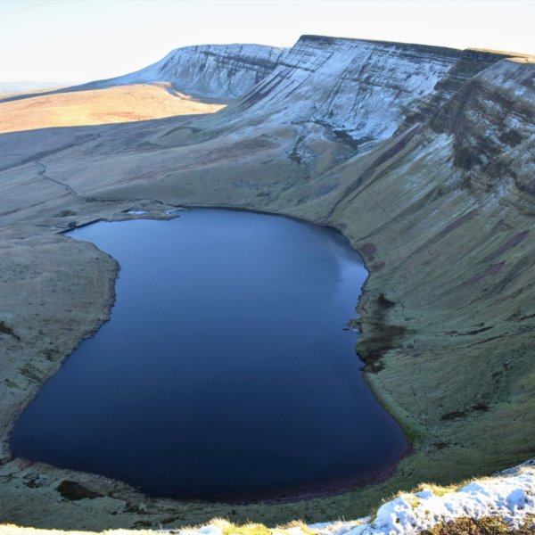 Llyn y Fan Fach and Llyn y Fan Fawr Circular Walk