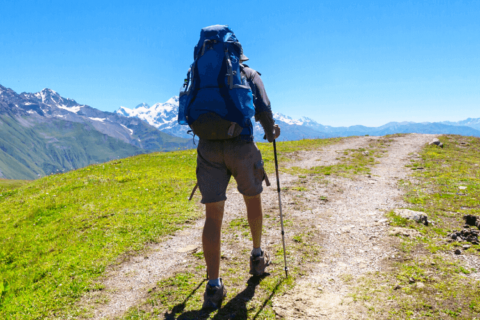 hiking health and fitness