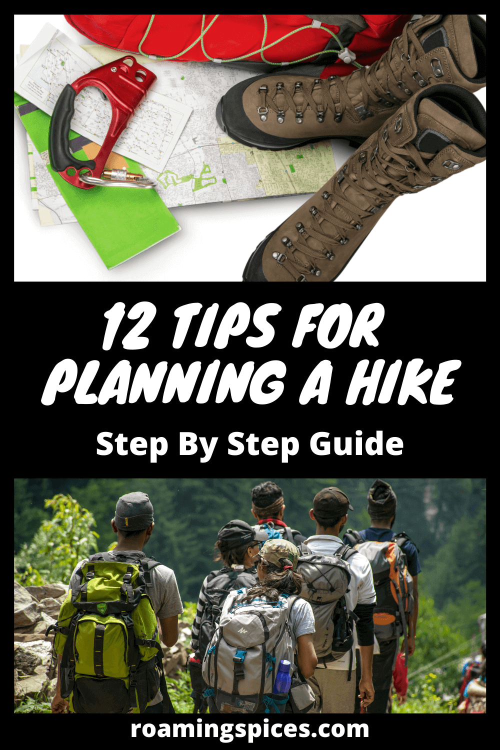 planning a hike