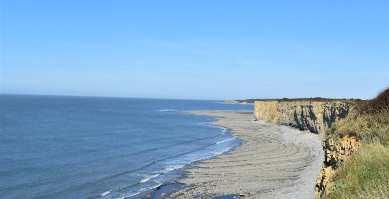westerly view along glamorgan heritage coast