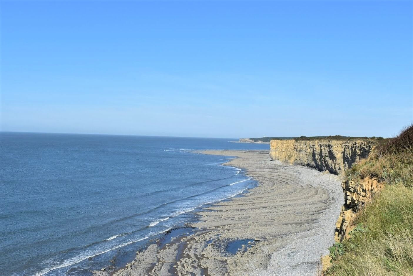 South Wales Coastal Path Walk from Nash Point to Barry