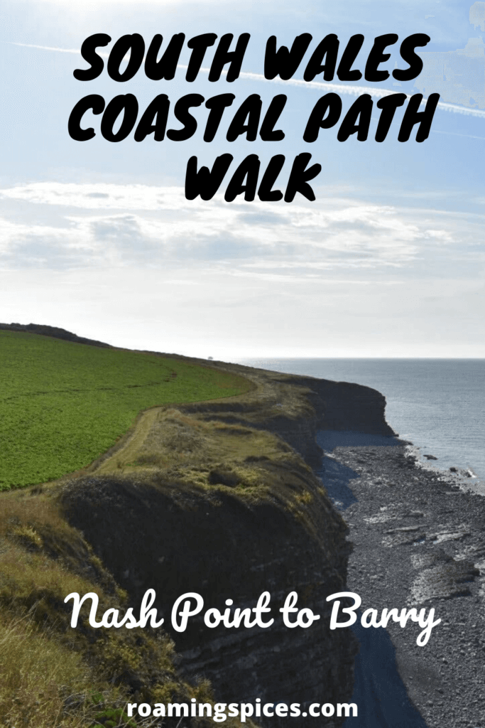 south wales coastal path walk