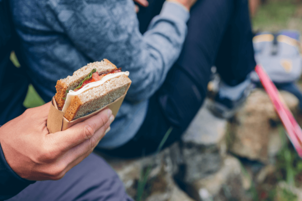 what to eat before a hike