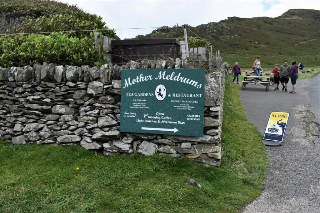 mother meldrums cafe in the valley of the rocks
