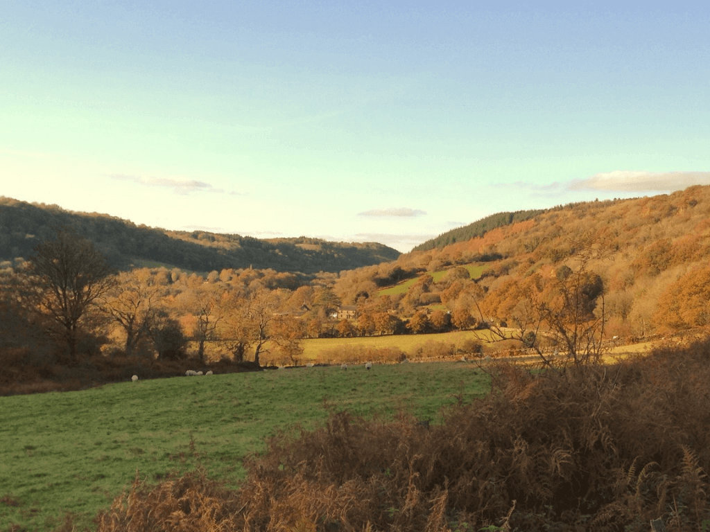 wray valley trail view