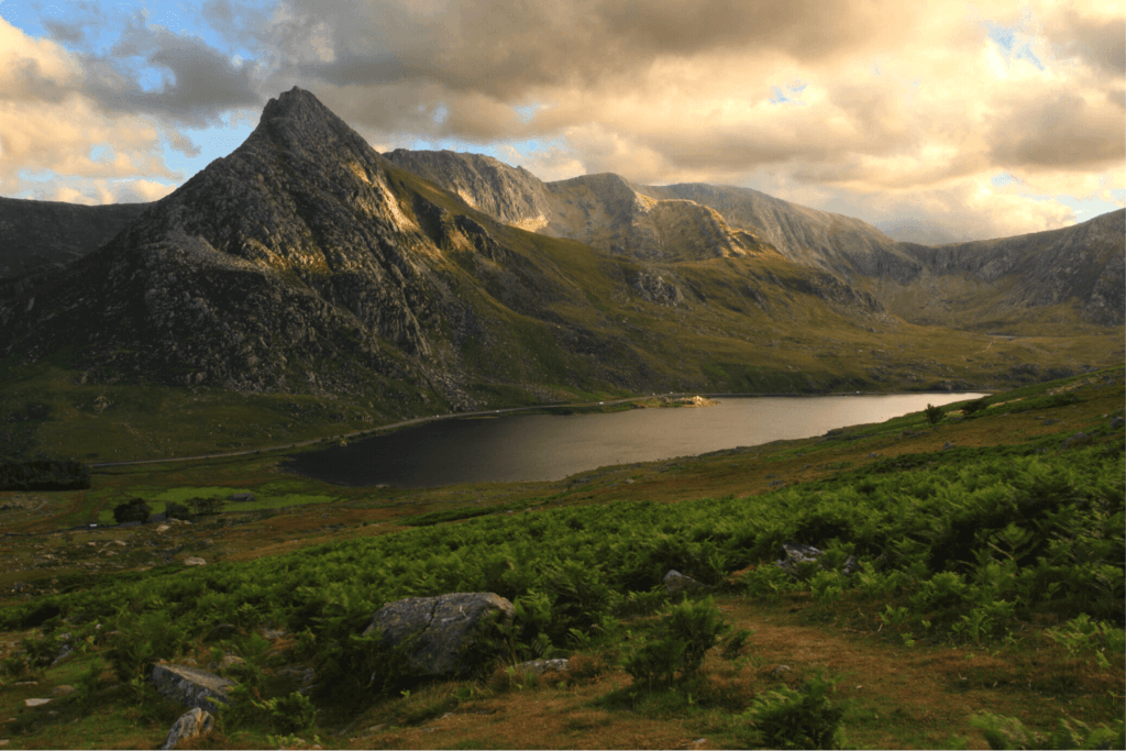 Tryfan and the Glyders Walk