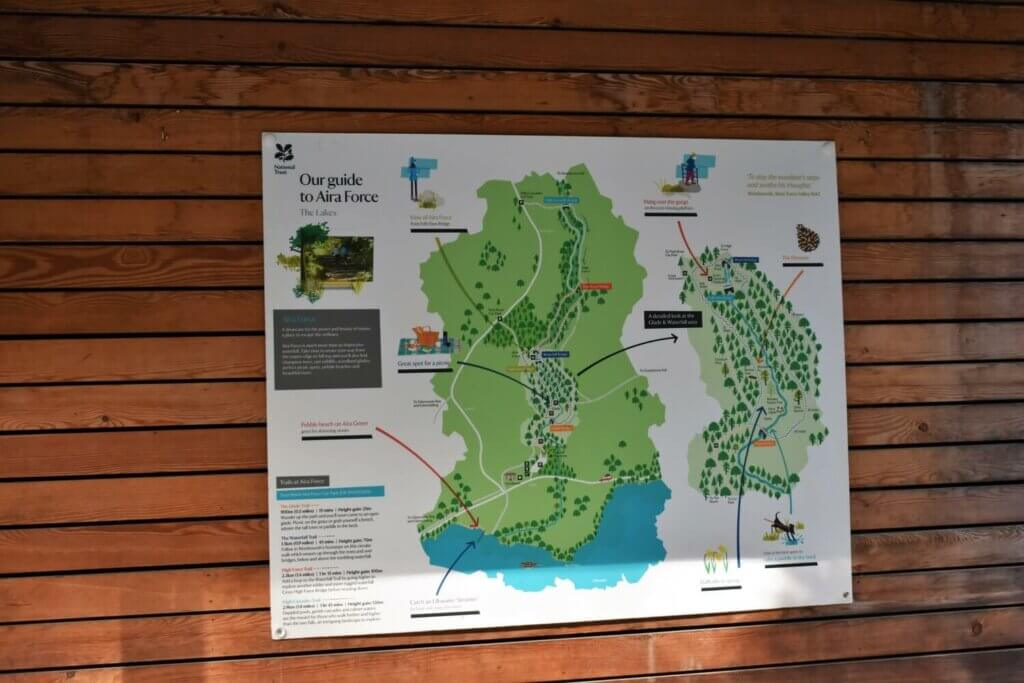 aira force map