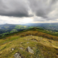 Pen Cerrig Calch Walk in the Black Mountains